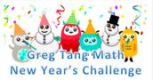 Greg Tang Math Challenge