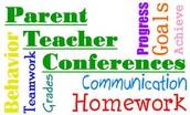 Parent Teacher Conference Sign Up Reminder