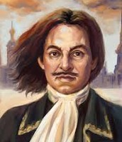 Peter the Great in the Wind