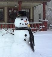 Snowman Symbolism