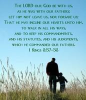 January Bible verse