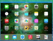 iOS on the iPad