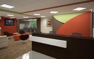 Great new reception desk