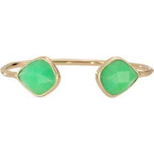 SOLD! AUCTION ITEM - Serenity Cuff - green