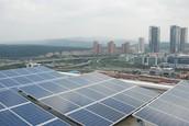 Enerji ihtiyacımızın bir kısmını güneş enerjisinden sağlıyoruz