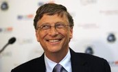 When Bill Gates was born