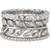 Laurel Ring. Size 6. Retail Price $49. Sale Price. $20.
