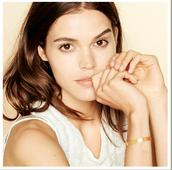 100% of the net proceeds from the Enlighten Bracelet benefits Every Mother Counts.
