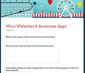 Wow Websites and Awesome Apps