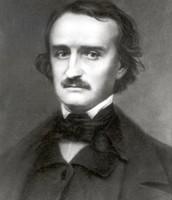 Photo of Edgar Allan Poe.