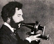 The First Phone (1876)