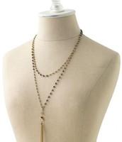Gitane Tassel Necklace ($30)