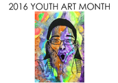 Youth Art Month - Henry  B. Gonzalez