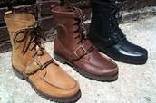 botas con estilo= $50