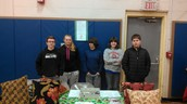8th Grade Students Give Back To The Galway Community