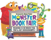 The Scholastic Book Fair is Coming!!!