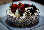 Special specialities for any celebration for the whole party or for special guests!