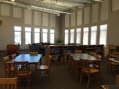 Clay Elementary Library