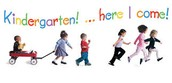 KINDERGARTEN 2015-2016 ENROLLMENT OPEN
