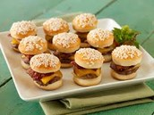 Burgers @ Rs. 20