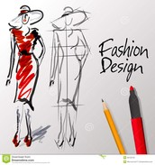 What a fashion designer does