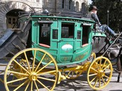 The Cerulean Stagecoach