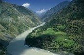 Indus River Vally
