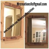 Custom Mirror