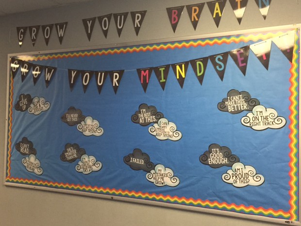 Carol Dweck Revisits Growth Mindset >> Grow Your Brain Grow Your Mindset Smore Newsletters For Education