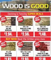 2016 Super Deals
