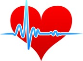 Men are more likely to develop heart disease than women