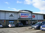 The sportiest shop in england