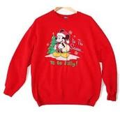 Holiday or Winter shirts