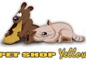 Pet Shop Yellow