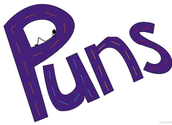 What are puns? How do you pronounce this word?