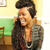 Ebony Stewart - Spoken Word Artist