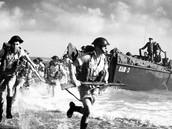 US troops landing