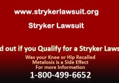 Ask for Your Legal Rights With Stryker Hip Recall Attorney