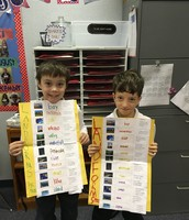Max and Devin love learning about Landforms!!!