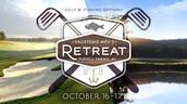 Men's Retreat, October 16 & 17 @ Pursell Farms