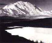 Mount McKinley and Wonder Lake, Denali