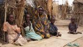 Children in Darfur