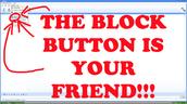 Trust the Block Button
