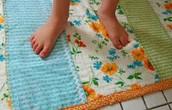 Non-skid rugs