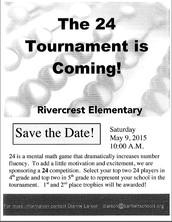 24 Tournament!