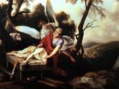 אברהם בעקדת יצחק