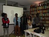 Sessão divulgação do curso multimédia da Escola de Formação Regibio