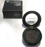 Black Sparkly Mac EyeShadow $8.00