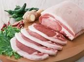 Cerdo Carne