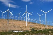 Wind energy!
